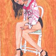 Woman_chair_legs_card