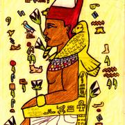 King_amun_card