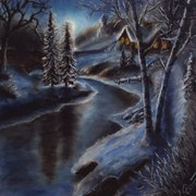 Snowy_moonlight_fairytale-_card