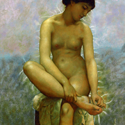 The_meta_bather_ii_30_x_40_cm_lr_card