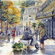 Germany_baden-baden_sophienstr_last_warm_day__card