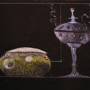 Green_jar_and_incense_burner1_card