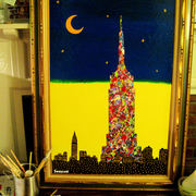 An_empire_state_of_art_card