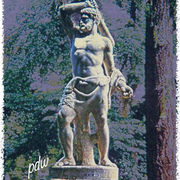 Hercules_in_the_park_card