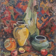 Still_life_with_carpet_44x32_oil_on_canvas_1979_yerevan_card