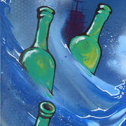 Bottles_11x17_card