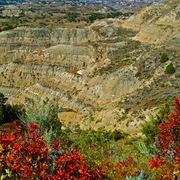 1114badlands_in_autumn__theodore_roosevelt_np__nd_card