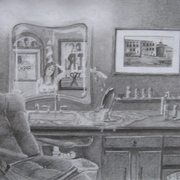 Barber_shop__graphite_pencil__11_x8__b266_card