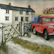 Red_landrover_card