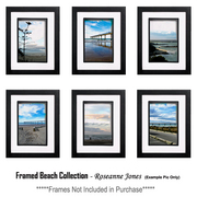 Beachcollectionframed_card