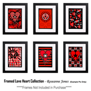 Framedloveheartcollection_card