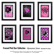 Framedpinkstarcollection_card