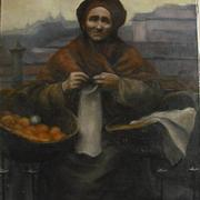 Jewish_woman_selling_oranges_reproduction_by_aleksander_gierymski_card