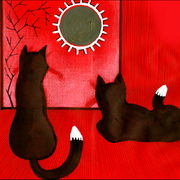 Two-cats-red_card