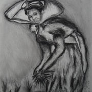 Antonio_cayanan-rice_planting_2_july_21__2012_9_x_12_inches_charcoal_on_paper_card