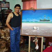With_my_painting_card