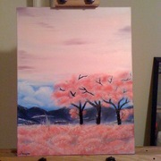 2finished_pink_trees_painting_card