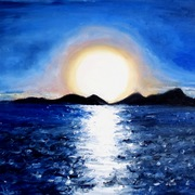 Caribbean_sunrise_card