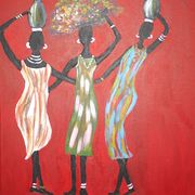 African_ladies_card