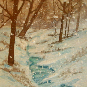 Seasons_change_at_old_mill_creek_card