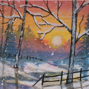 Sunset_snow_card