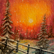 Winter_sunset_splendor_card