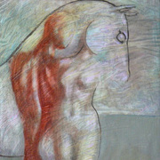 Favorite-horse-2007---73x55cm