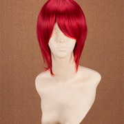 Vocaloid_akaito_short_wine_red_cosplay_wig_1_card