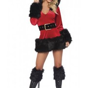Black_plush_miss_santa_mini_dress_adult_women_christmas_costume_card