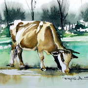 The_mottled_cow_card