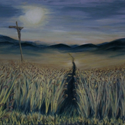 Crucifiction_of_a_scarecrow_2012_3x2ft_copy_card