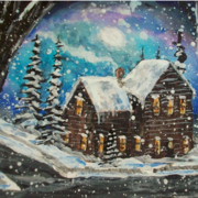 A_long_winters_night_card