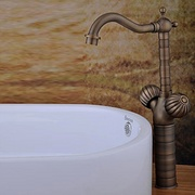 Antique_brass_finish_bathroom_sink_faucet__tall__card