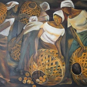 Antonio_e_cayanan-women_with_baskets_2010_32x42_inches_oil_on_canvas_card