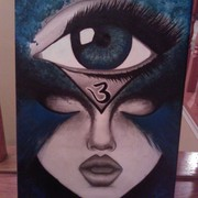 Third_eye_painting_card