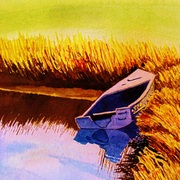 Beached_boat_11x14_card