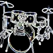Blue-drumset_art_small_card