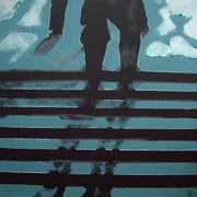 Up_the_stairs140x140cm_card