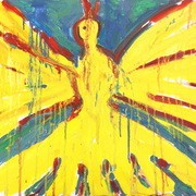 Yellow_bird__60_x_80_cm__oil_on_canvas__2011_card
