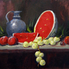 Watermelon_and_plums_study001_thumb