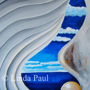 Mother-of-pearl-abstract-blue-white-florida-shell-tropical-painting-artist-linda-paul-500_card