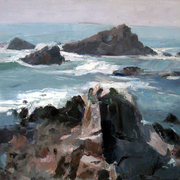 Coast_near_quiberon___oil_on_linen__22_x_28_inches_card