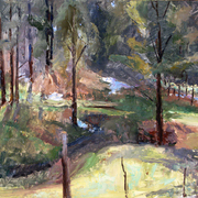 Base_of_amole_trail__17_x_20_inches__oil_on_masonite_card