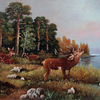 Young_deer_on_the_lake_thumb