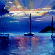 Sunset_at_sea_by_rasicart_card