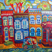 Elena_likhatskaya_22walking_on_the_streets_22105x101cm__2013year__oil_canvas_card
