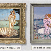 The_birth_of_venus_card