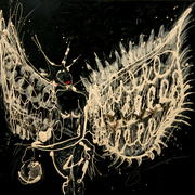 Black_and_white_angel_24x24_card