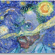 The_starry_night_card
