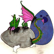 Dragon_hatchlings_by_mercymoon_card